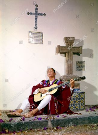 Stock Picture of Chavela Vargas