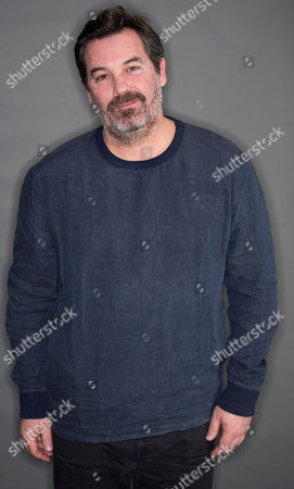 Duncan Sheik poses for a portrait, in New York