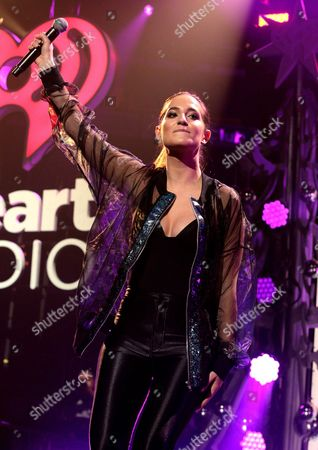 Editorial picture of Hot 99.5â?™s iHeartRadio Jingle Ball - , D.C., Washington, USA