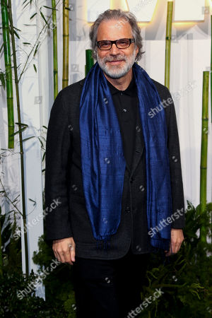 Clifford Ross attends the Party in the Garden at The Museum of Modern Art, in New York