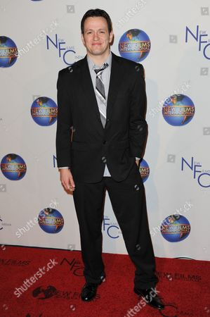 """Tom Malloy attends the premiere of """"Flying Lessons"""" at the Laemmle Monica 4-Plex, in Santa Monica, Calif"""