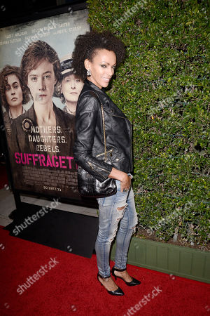 Editorial photo of Premiere of Focus Features' 'Suffragette', Los Angeles, USA