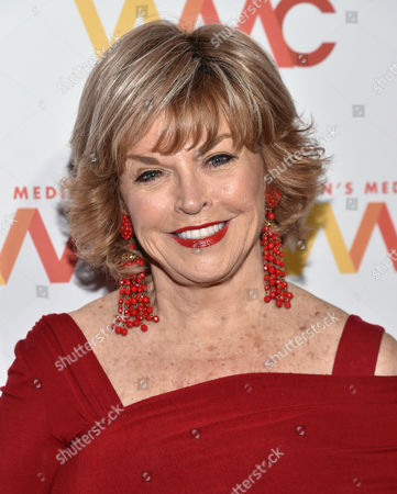 Pat Mitchell attends the 2016 Women's Media Awards at Capitale, in New York