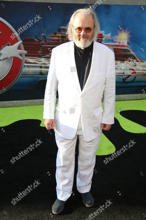 David Keith Heald is seen at the Los Angeles Premiere of Columbia Pictures' Ghostbusters at TCL Chinese Theatre, in Los Angeles