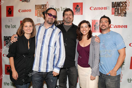 Editorial picture of Fuzz Track City World Premiere at Dances With Films, Los Angeles, USA