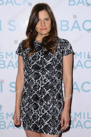 """Mia Barron attends the LA Premiere of """"I Smile Back"""" held at ArcLight Hollywood, in Los Angeles"""