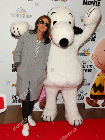 """Editorial picture of NY Special Screening of """"The Peanuts Movie"""", New York, USA"""