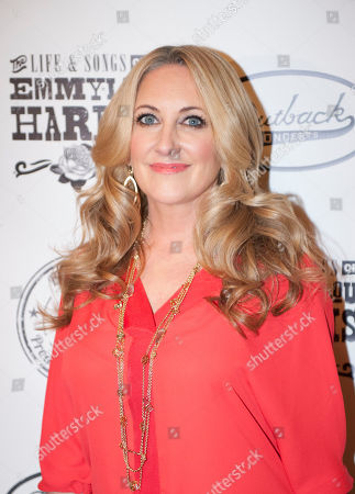 Lee Ann Womack is seen on the red carpet at The Life & Songs of Emmy Lou Harris at the DAR Constitution Hall on in Washington