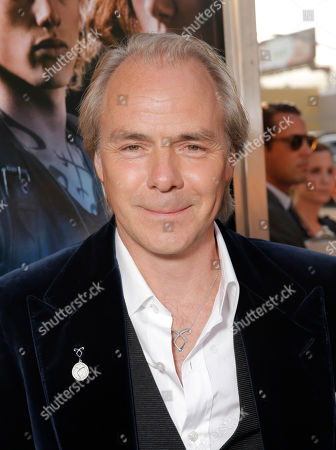 """Director Harald Zwart arrives on the red carpet at the world premiere of """"The Mortal Instruments: City of Bones"""" at the ArcLight Cinerama Dome on in Los Angeles"""