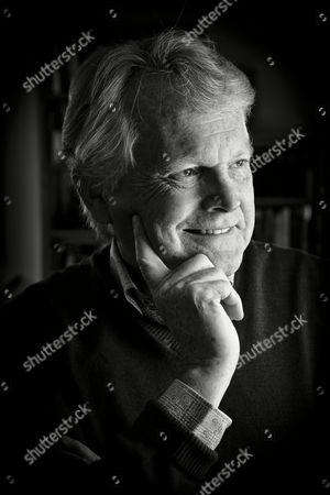Editorial photo of Michael Dobbs photoshoot, Wiltshire, UK - 06 May 2016
