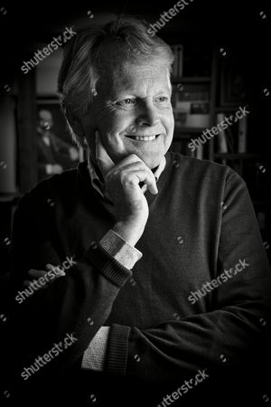 Editorial image of Michael Dobbs photoshoot, Wiltshire, UK - 06 May 2016