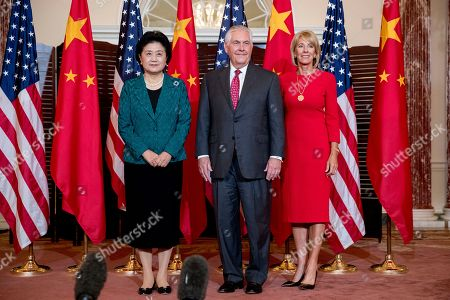 Editorial picture of US China, Washington, USA - 28 Sep 2017