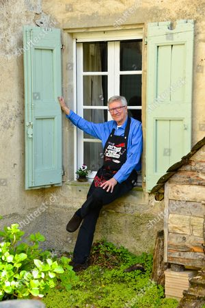 Editorial picture of Robin Ellis photoshoot, France - 30 Mar 2016