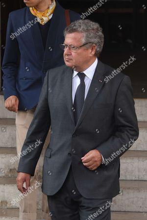 French Lawyer Jean Veil