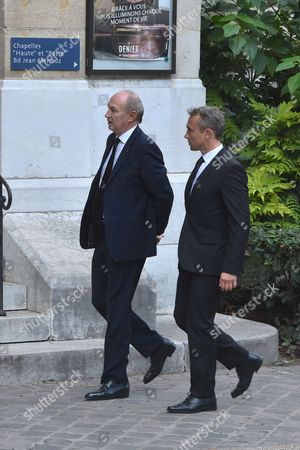 L'Oreal Chairman Jean-Paul Agon