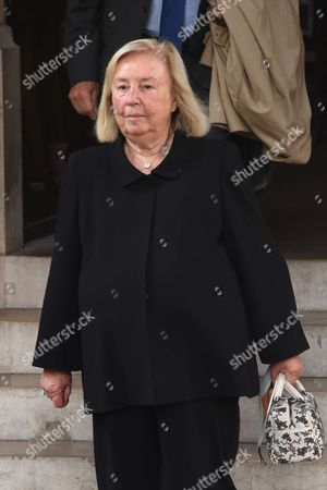 Stock Picture of Maryvonne Pinault