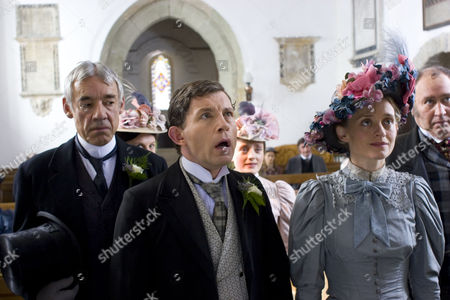 'The History Of Mr Polly'  TV - 2007 -  Miriam Larkins [Anne Marie Duff], Alfred Polly [Lee Evans]