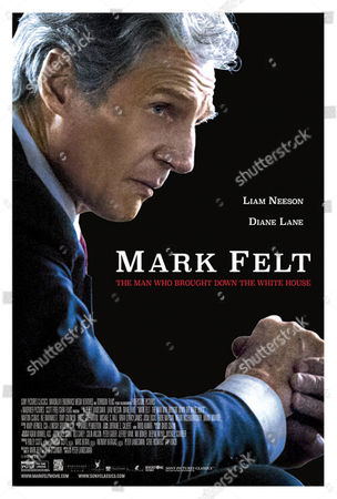 Mark Felt: The Man Who Brought Down the White House (2017) Poster Art. Liam Neeson
