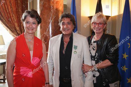 Frederic Francois, Monique Vercouteren, Claude-France Arnould