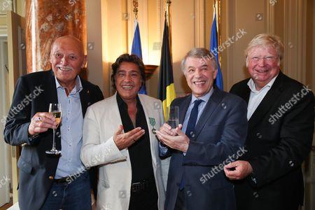 Grand Jojo, Frederic Francois, Adamo