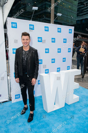 Editorial photo of 2017 WE Day - Arrivals, Toronto, Canada - 28 Sep 2017