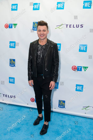 Editorial picture of 2017 WE Day - Arrivals, Toronto, Canada - 28 Sep 2017
