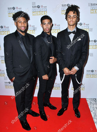 Stock Image of 5 After Midnight - Nathan Lewis, Kieran Alleyne and Jordan Lee