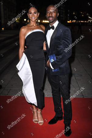 Alesha Dixon and Azuka Ononye
