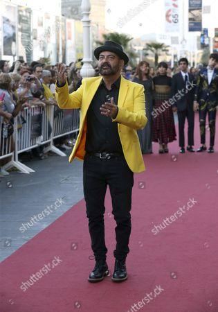 Editorial photo of La Llamada - Premiere - 65th San Sebastian Film Festival, Spain - 28 Sep 2017