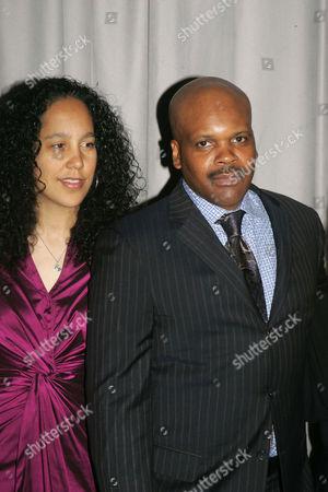 Gloria Prince Bythewood and Reggie Rock Bythewood