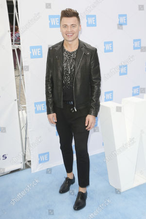 Editorial image of WE Day, Toronto, Canada - 28 Sep 2017