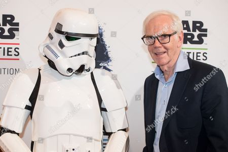 Stock Picture of Jeremy Bulloch