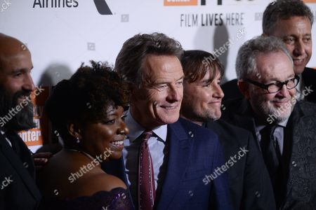 Editorial image of 'Last Flag Flying' premiere, Arrivals, 55th New York Film Festival, USA - 28 Sep 2017