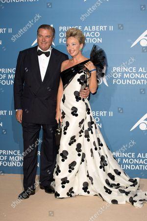 Prince Carlo of Bourbon-Two Sicilies, Princess Camilla of Bourbon-Two Sicilies, Duke and Duchess of Castro