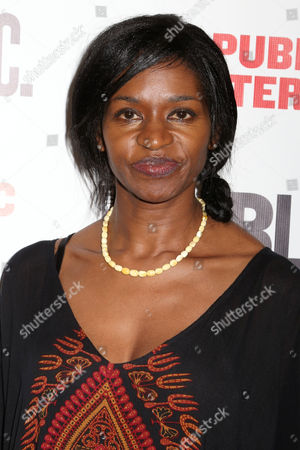 """Jenny Jules attends the opening night of """"Privacy"""" at The Public Theater, in New York"""