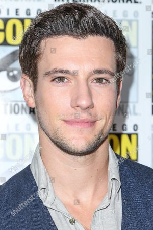 """Drew Roy attends the """"Falling Skies"""" press line on day 2 of Comic-Con International, in San Diego"""