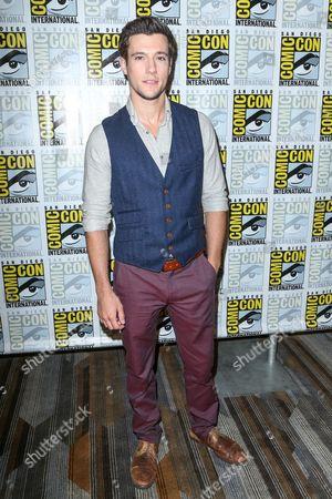 "Editorial photo of 2015 Comic-Con - ""Falling Skies"" Press Line, San Diego, USA"