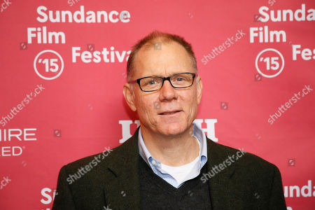 """Actor David Warshofsky poses at the premiere of """"Stolkholm, Pennsylvania"""" during the 2015 Sundance Film Festival, in Park City, Utah"""