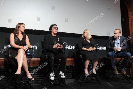 Editorial photo of Hard Rock International 2014 PINKTOBER Launch, New York, USA