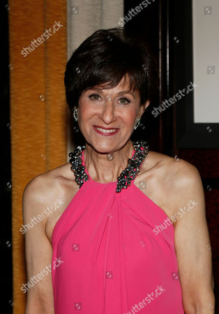 Honoree, Myra Biblowit is pictured at the Kelly Cares Foundation's 5th Annual Irish Eyes Gala at the JW Marriot Essex House, on in New York. Established in 2008 by Notre Dame head football coach Brian Kelly and his wife Paqui, the Kelly Cares Foundation has donated over $2 million to support causes locally, nationally and globally