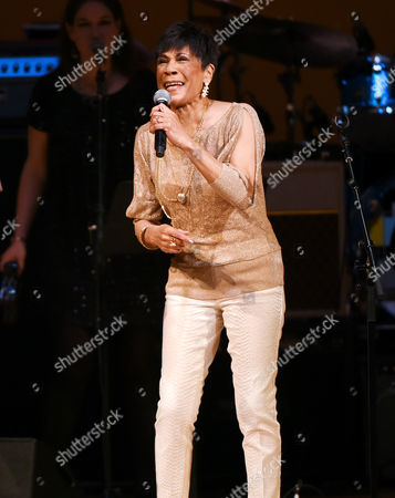 Singer Bettye LaVette performs at The Music of David Bowie tribute concert at Carnegie Hall on Thursday, March, 31, 2016, in New York