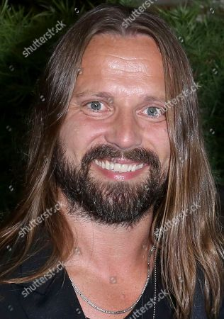 Max Martin arrives at the 13th Annual Songs of Hope, in Los Angeles