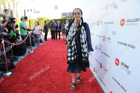 Editorial photo of Leica Store Grand Opening - Red Carpet, Los Angeles, USA