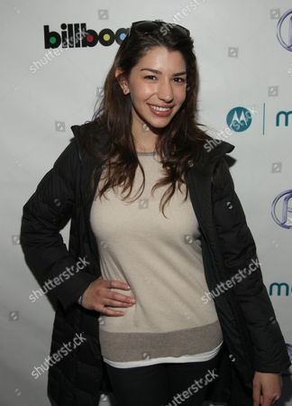 Actress Jamie Gray Hyder is seen at Park City Live Daytime Lounge- Day One, on inPark City, Utah