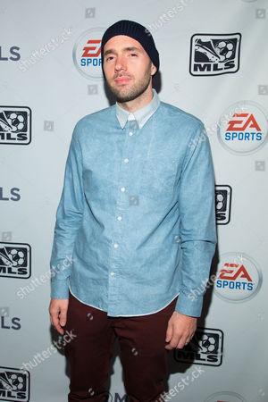 Editorial picture of MLS and EA Sports FIFA14 Launch Event, New York, USA