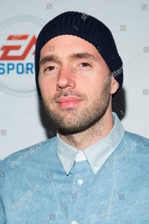 Stock Picture of Mick Boogie attends the MLS and EA Sports FIFA14 Launch Event, on in New York, NY