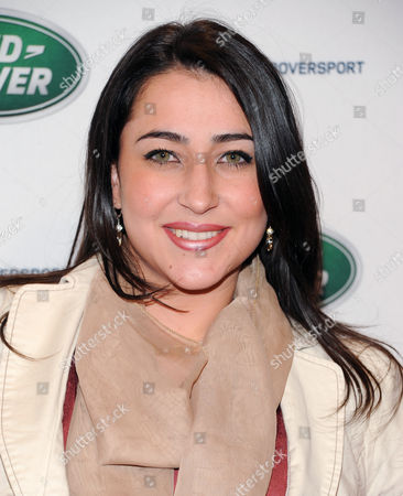 Singer Jeannie Ortega attends the Range Rover Sport unveiling celebration at Skylight at Moynihan Station on in New York