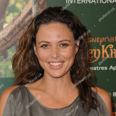 "Josie Maran arrives at the World Premiere Of ""Monkey Kingdom"" held at Pacific Theatres at The Grove, in Los Angeles"