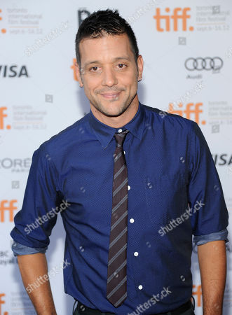 """George Stroumboulopoulos attends Jason Reitman's Live Read of """"American Beauty"""" during the Toronto International Film Festival on in Toronto"""