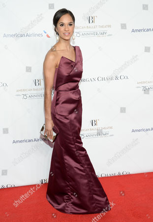 Ballet dancer Misty Copeland attends the American Ballet Theatre's 75th Anniversary Gala in New York. Copeland, Reese Witherspoon, Caitlyn Jenner and five women touched by the South Carolina church massacre and lauded in the aftermath as The Peacemakers of Charleston are among this year's honorees as Glamour magazine's Women of the Year. Victoria Beckham, billionaire entrepreneur Elizabeth Holmes, Planned Parenthood's Cecile Richards and the women's FIFA soccer Team USA round out the Class of 2015, announced . They will be honored at a gala Nov. 9 at Carnegie Hall